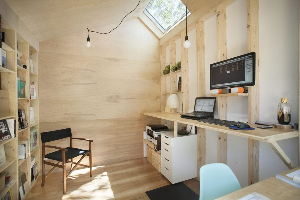 Small Business Home Office - Feeling at Home